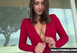 RealityKings – Big Naturals – Jerry Kovac ,Ashley Adams  – Ashleys Boobs