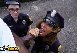 BANGBROS – You Don't Fuck The Law, The Law Fucks YOU